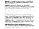 Objective Resume Samples Sample Resume Objectives Resume Badak