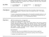 Objectives In Resume for Job Interview Customer Service Representative Resume Objective Examples