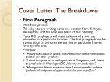 Oci Cover Letter 2l Oci Cover Letter