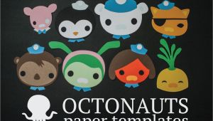 Octonauts Templates Printable Archives Reiko Handcrafted