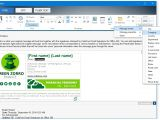 Office 365 Email Template Codetwo Email Signatures for Office 365 Screenshots