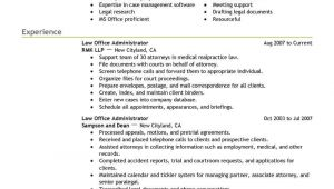 Office Administrator Resume Sample Best Office Administrator Resume Example From Professional