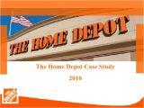 Office Depot Flyer Templates Home Depot Class Presentation