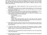 Office Lottery Pool Contract Template Lottery Group Agreement form Free Printable Documents