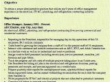 Office Manager Resume Sample 10 Best Best Office Manager Resume Templates Samples