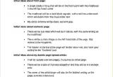 Official Proposal Template 7 formal Proposal Template Procedure Template Sample