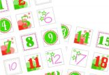 Online Advent Calendar Template Diy Advent Calendar Wine Glue