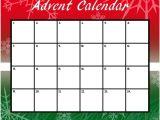 Online Advent Calendar Template event Calendar Templates 16 Free Download Free