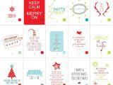 Online Advent Calendar Template Lostbumblebee Christmas Cheer Advent Calendar