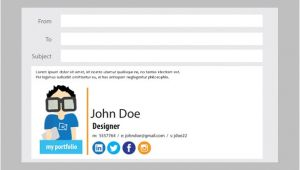 Online Email Template Creator 31 Best Email Signature Generator tools Online Makers