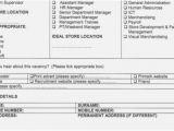 Online Job Application Resume Aldi Application form Online Application for Aldi