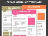 Online Media Kit Template Media Kit Screen3