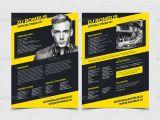 Online Press Kit Template Dj Press Kit Template Free Templates Resume Examples