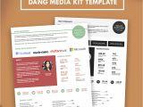 Online Press Kit Template Professional Media Kit Press Kit Hipmediakits