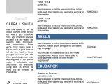 Online Resume format Word Resume Templates Microsoft Word Doliquid