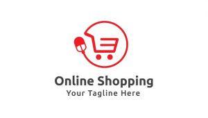 Online Shopping Logo Templates Online Shopping Logo Template Logo Templates Creative