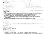 Online Simple Resume format Free Professional Resume Templates Livecareer