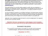 Open Enrollment Email Template Sample Open Enrollment Notice