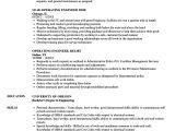 Operating Engineer Resume Sample Engineer Operating Resume Samples Velvet Jobs