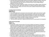Operating Engineer Resume Sample Operating Engineer Resume Resume Ideas