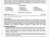 Operation Manager Resume Sample Doc Construction Project Manager Resume Sample Doc Printable