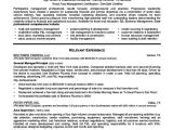 Operations Manager Resume Sample 7 Operations Manager Resume Free Sample Example