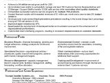 Operations Manager Resume Sample Example Resume April 2015