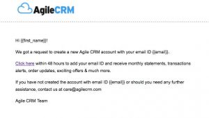 Opt In Email Template Double Opt In Image 4