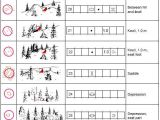 Orienteering Control Card Template Control Descriptions and Map Symbols Explained Backwoods