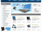 Os Commerce Templates Computer Store Oscommerce Template Web Design Templates