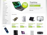 Os Commerce Templates Computer Store Oscommerce Templates themes Free