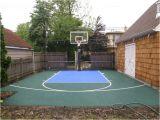 Outdoor Basketball Court Template Backyard Basketball Court Ideas Marceladick Com