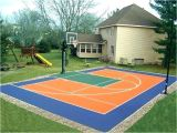 Outdoor Basketball Court Template Basketball Court Kit Color Hunter Green Burgundy Product