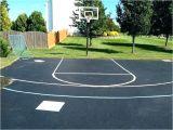 Outdoor Basketball Court Template Basketball Court Paint Outdoor Basketball Court Paint