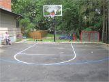 Outdoor Basketball Court Template Basketball Hoops Blog 12 Court Stencil Sumgun