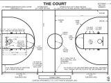 Outdoor Basketball Court Template Outdoor Basketball Court Template Hondaarti org
