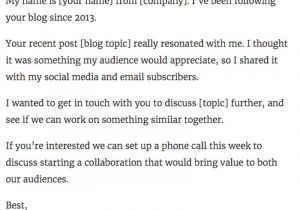 Outreach Email Template 11 Outstanding Influencer Outreach Email Templates Seo Land