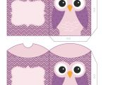 Owl Pillow Box Template 25 Best Owl Printable Free Ideas On Pinterest Owl