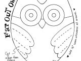 Owl Templates for Sewing Denise Loves Art Diy Make This Cute Owl Plushie with My