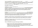 Owner Operator Contract Template Owner Operator Lease Agreement Templates 6 Samples