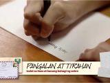 Paano Gumawa Ng Card Para Sa Teachers Day Paano Magsulat Ng Liham