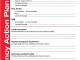 Padi Emergency Action Plan Template Image Result for Emergency Action Plan for Scuba Diving