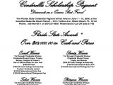Pageant Resume Templates Best Photos Of Pageant Program Template Beauty Pageant