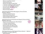 Pageant Resume Templates Write Your Own Essay Don 39 T Plagiarize Youtube Pageant