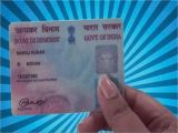 Pan Card Name Change form How to Apply for A Duplicate Pan Card Times Of India