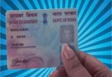 Pan Card Number by Name and Date Of Birth How to Apply for A Duplicate Pan Card Times Of India