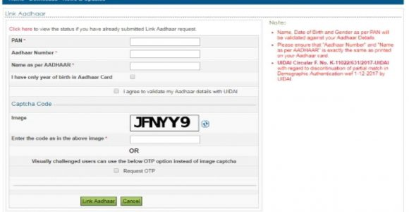 Pan Card Track by Name and Date Of Birth Pan Card Aadhaar Card Link Last Day today Here is How You