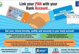 Pan Card Verify by Name Income Tax India On Twitter Link Your Pan with Your Bank