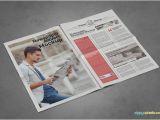 Paper Ad Design Templates 20 Best Newspaper Advertisement Mockup Psd Templates