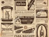 Paper Advertisement Templates 12 Vintage Newspaper Templates Free Sample Example